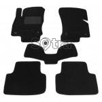 Двухслойные коврики Skoda Octavia (5E)(mkIII) 2013-> - Premium 10mm Black Sotra