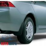 брызговики  Honda Accord 2003-2005 задние, кт. 2 шт - оригинал