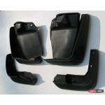 Honda Civic 2012+ брызговики колесных арок передние и задние полиуретановые 2012+