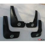 Volkswagen Jetta Mk6 2011 брызговики ASP колесных арок передние и задние полиуретановые 2012+