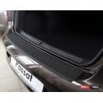Volkswagen Passat B7 седан накладка защитная на задний бампер полиуретановая 2010+