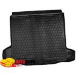 Ковер в багажник CHEVROLET Cruze (седан) - резиновый Avto-Gumm