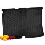 Ковер в багажник FIAT Fiorino (Qubo)) - резиновый Avto-Gumm