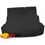 Ковер в багажник HYUNDAI Accent с 2011 седан - резиновый Avto-Gumm