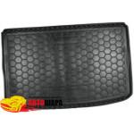 Ковер в багажник FIAT 500 L - резиновый Avto-Gumm