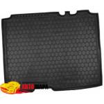Ковер в багажник FORD TorneoConect с 2014 корот.база - резиновый Avto-Gumm