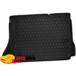 Ковер в багажник DAEWOO Lanos (хетчбэк) - резиновый Avto-Gumm