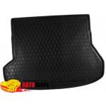 Ковер в багажник KIA Ceed с 2012 (универсал) - резиновый Avto-Gumm