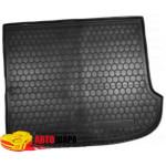 Ковер в багажник HYUNDAI Santa-Fe (2006-10) (7мест) - резиновый Avto-Gumm