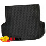 Ковер в багажник KIA Sorento (2015>) (5мест) - резиновый Avto-Gumm