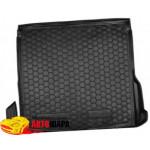 Ковер в багажник MAZDA 3 (2013>) (седан) - резиновый Avto-Gumm