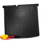 Ковер в багажник SkodaFabia lll с 2015 (универсал) - резиновый Avto-Gumm