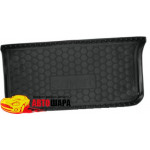 Ковер в багажник SMART 451 (2007>) - резиновый Avto-Gumm