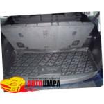Ковер багажника  Honda Pilot 7мест (08-) н/м - LADA LOCKER