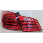 Honda Accord 9 оптика задняя LED светодиодная красная 2012+ - JunYan