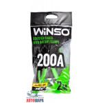 Провода-прикуриватели 200А, 2м, полиэтиленовий пакет - WINSO