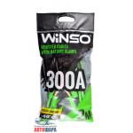 Провода-прикуриватели 300А, 2м, полиэтиленовий пакет - WINSO