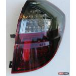 Subaru Outback оптика задня червоно-біла Valenti 2005+ - JunYan