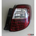 Suzuki SX-4 оптика задняя LED красно-белая 2005+ - JunYan