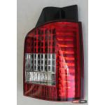 Volkswagen T5 оптика задняя LED красная 2003+ - JunYan