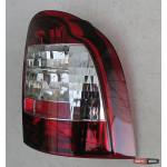 Ford Mondeo 2 Вагон оптика задняя красная 1998+ - JunYan