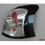 Toyota Yaris 2 оптика задняя хром 2005+ - JunYan