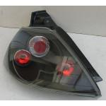 Renault Megane 2 оптика задняя черная 2003+ - JunYan