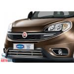 Fiat Doblo (2014-) Накладка вокруг нижней решетки - OMSALINE