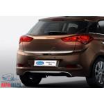 Hyundai I20 (2014-) Кромка крышки багажника нижняя - OMSALINE