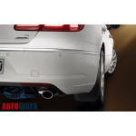 бризковики Volkswagen Passat CC 2012-, задн 2шт - VAG