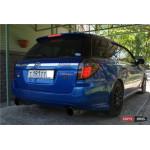 Subaru Outback оптика задня чорна Hanabi 2005+ - JunYan