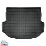 Ковер багажника  Hyundai Santa Fe 2012-, черный, 5 мест - Weathertech
