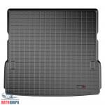 Ковер багажника  Infiniti QX56/QX80 2010-, черный, 2 ряда - Weathertech