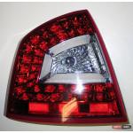 Skoda Octavia A5 седан оптика задняя LED светодиодная красная 2005+ - JunYan