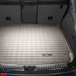 Ковер багажника Porsche Cayenne 2010-, какао без саба - Weathertech
