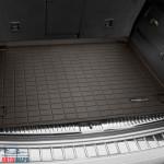 Ковер багажника  VW Touareg 2010-, какао - Weathertech