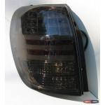 Chevrolet Captiva альтернативная оптика задняя светодиодная LED черная 2010+ - JunYan