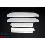 Mercedes Vito W639 (2003-) Дверные пороги (нерж.) 4 шт. - OMSALINE