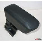 Seat Ibiza 2008+ Mk4 подлокотник Botec черный виниловый 2008+