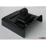 Citroen C4 2010+ подлокотник Botec черный виниловый