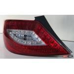 Hyundai Solaris оптика задняя светодиодная LED красная 2010+ - JunYan