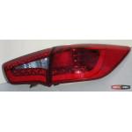 Kia Sportage R оптика задняя красная LED 2010+ - JunYan