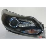 Ford Focus 3 оптика передняя альтернативная ксенон 2012+ - JunYan