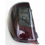 Toyota Rush / Daihatsu Terios задние светодиодные фонари LED красные тонированные 2006+