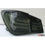 Chevrolet Cruze оптика задняя черная BMW Style 2009+ - JunYan