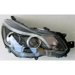 Subaru XV оптика передняя ксенон с дневными ходовыми огнями 2012+ - JunYan