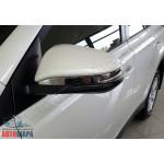 Toyota RAV4 (2013-) Накладки на зеркала 2шт - OMSALINE