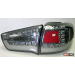 Kia Sportage R оптика задняя черная LED 2010+ - JunYan