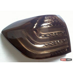 Toyota Highlander 2012 оптика задняя LED черная 2012+ - JunYan