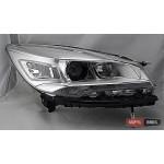 Ford Kuga 2 оптика передняя альтернативная биксенон с ДХО / headlights bifocal lenses HID with DRL 2013+ - JunYan